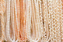 Colorful chaplet Stock Photos