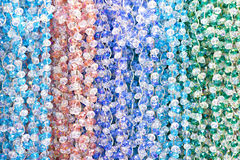 Colorful chaplet Royalty Free Stock Images