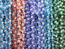 Colorful chaplet Royalty Free Stock Photography