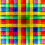 Colorful checkerboard Royalty Free Stock Photos