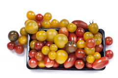 Colorful Cherry Tomatoes Royalty Free Stock Photo