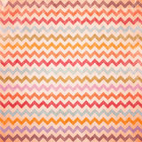 Colorful Chevron pattern for eggs Easter day