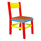 Colorful Child Chair Stock Images