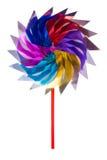 Colorful children's pinwheel Stock Photography
