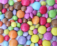 Colorful chocolate Royalty Free Stock Photo