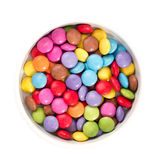 Colorful chocolate Royalty Free Stock Image
