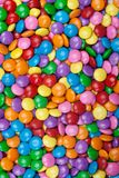 Colorful Chocolate Candy Royalty Free Stock Photography
