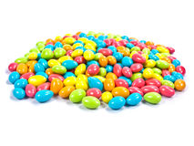 Colorful chocolate candy. royalty free stock images