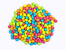 Colorful chocolate candy. Royalty Free Stock Photo