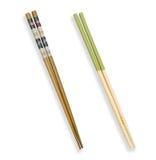 Colorful chopsticks Royalty Free Stock Photos