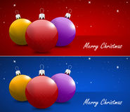 Colorful Christmas Stock Photos
