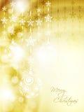 Colorful Christmas background Stock Image