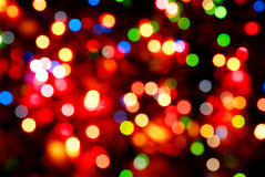 Colorful christmas background Royalty Free Stock Photos