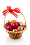 Colorful christmas balls Royalty Free Stock Photo