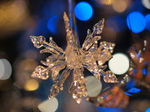 Colorful Christmas Decoration Stock Photography