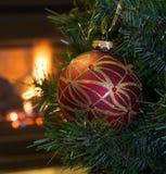Colorful Christmas Decoration Stock Photos