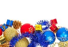Colorful christmas decoration Stock Photo