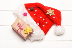 Colorful Christmas or New Year decoration Royalty Free Stock Photography