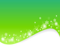 Colorful Christmas Vector Background Stock Images