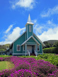 Colorful church Royalty Free Stock Images