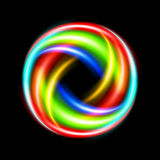 Colorful circle Stock Images