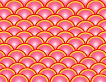 Colorful circle background Royalty Free Stock Photography