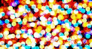 Colorful circle dots Stock Photo