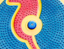 Colorful circle toy Royalty Free Stock Photography