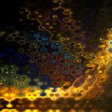 Colorful Circles Abstract Royalty Free Stock Photos