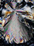 Colorful Citric Acid crystals  Royalty Free Stock Images