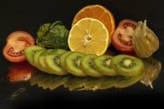 Colorful citrus Stock Photo