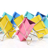 Colorful clip Royalty Free Stock Photography