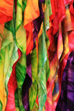 Colorful cloth Stock Photography