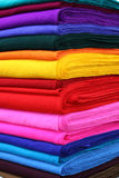 Colorful Cloth Stock Image