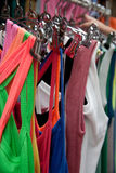 Colorful clothes Royalty Free Stock Image