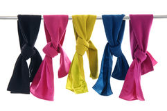 Colorful  clothing Stock Images