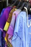 Colorful clothing fashion female Stock Photo