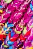 Colorful clothing fibers macro background high quality 50,6 Megapixels. Prints stock image