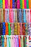 Colorful cloths Royalty Free Stock Photos