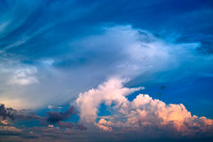 Colorful Cloud Stock Images