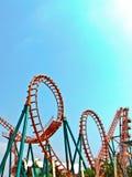 Colorful coaster Stock Photos