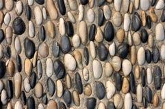 Colorful cobblestone Royalty Free Stock Photo