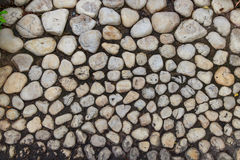 Colorful cobblestone Stock Photos