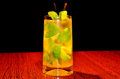 Colorful cocktail Royalty Free Stock Photo