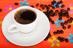 Colorful Coffee Royalty Free Stock Photos