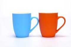 Coffee mugs Royalty Free Stock Photography