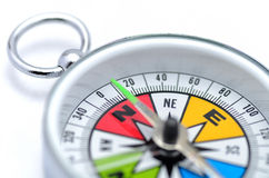 Colorful Compass Royalty Free Stock Photo
