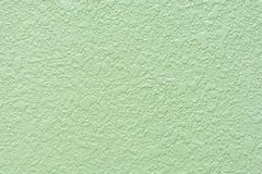 Colorful concrete wall. Green wall texture Royalty Free Stock Photography