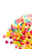 Colorful confectionery Royalty Free Stock Photo