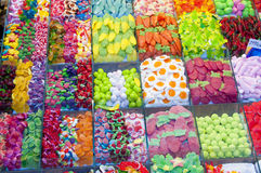 Colorful Confections Royalty Free Stock Images